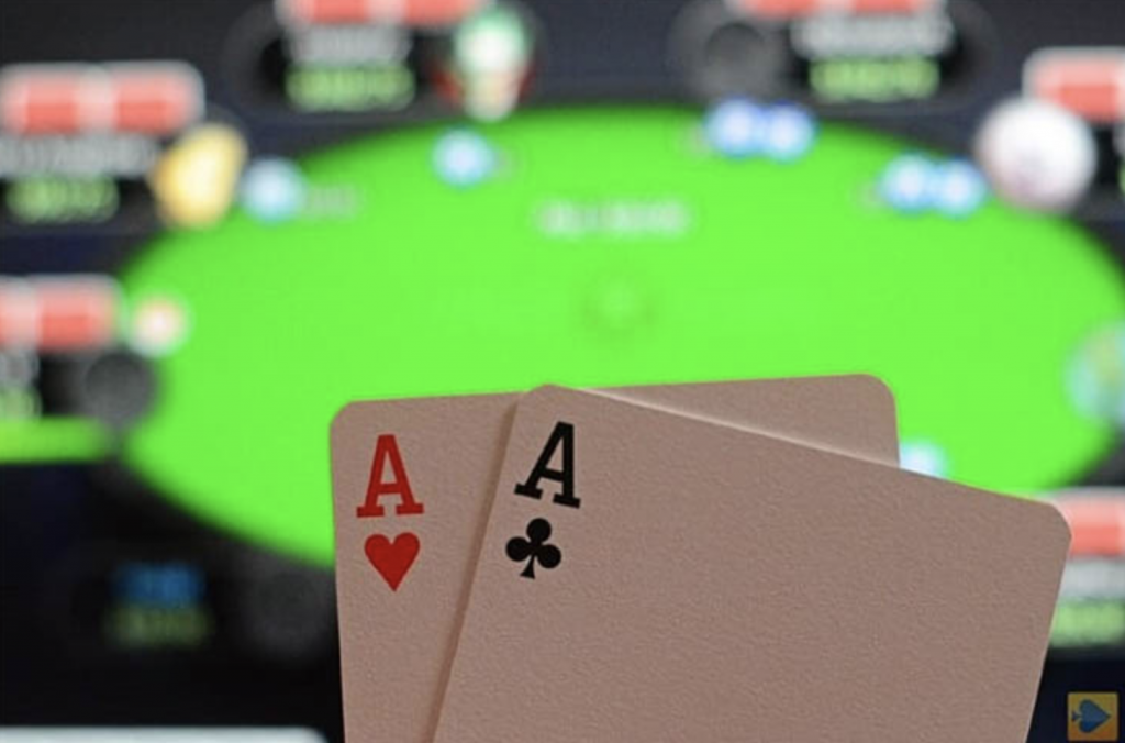 Engage in Poker Online