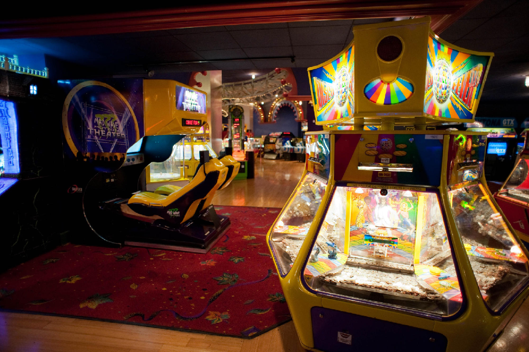 a casino event